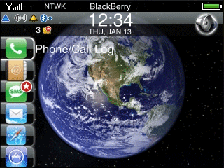 bBerry Theme