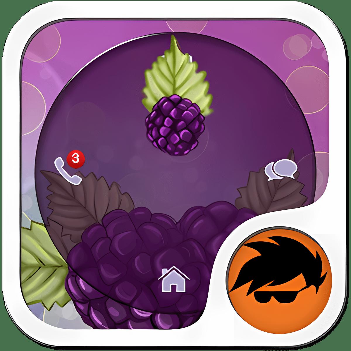 Locker Purple