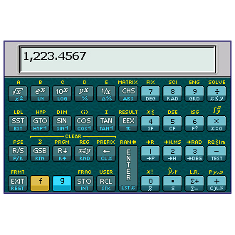 MxCalc 15c