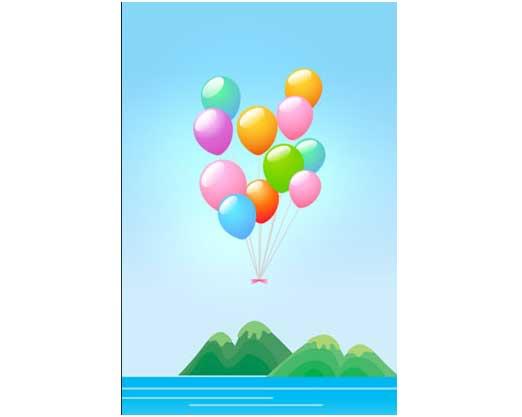 Blow Balloon
