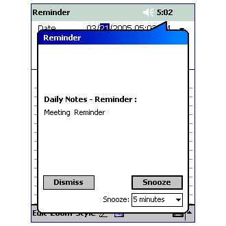 Daily Notes 2003