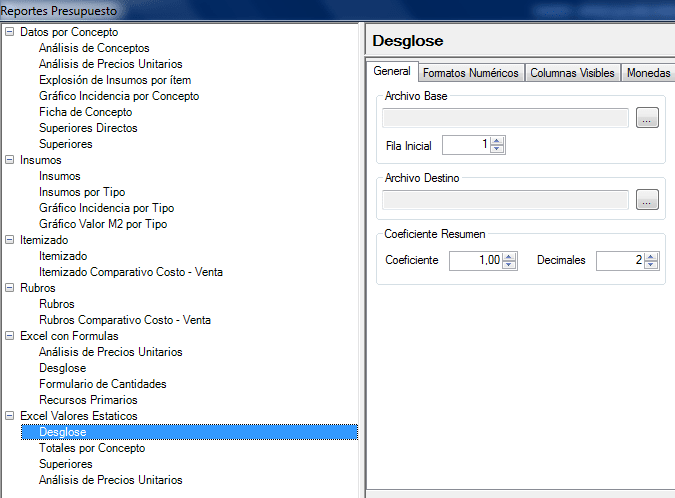 Quercusoft Presupuestos 64 bits