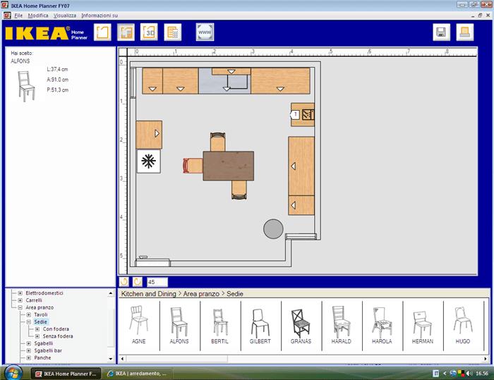 IKEA Home Planner Cucina - Download