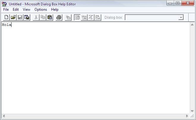 WinHelp Compiler