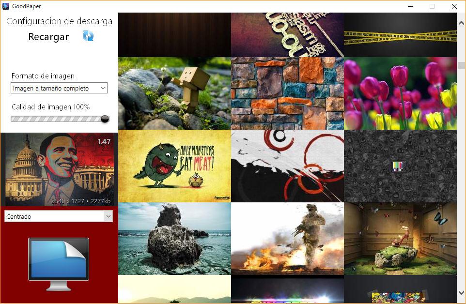 GoodPaper - Fondos de pantalla