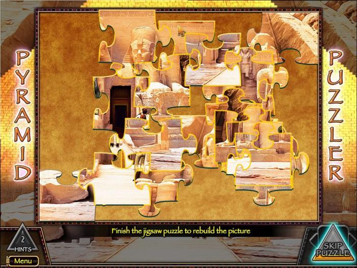 Hide & Secret: Pharaoh's Quest 3