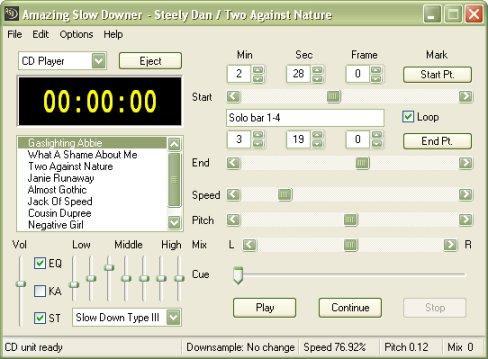 Amazing Slow Downer