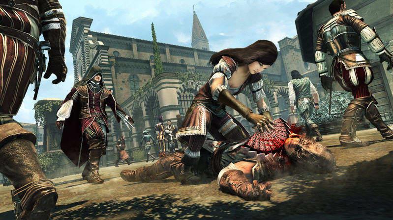 Скачать онлайн игру assassin brotherhood открытый урок трудоустройство студентов ролевая игра