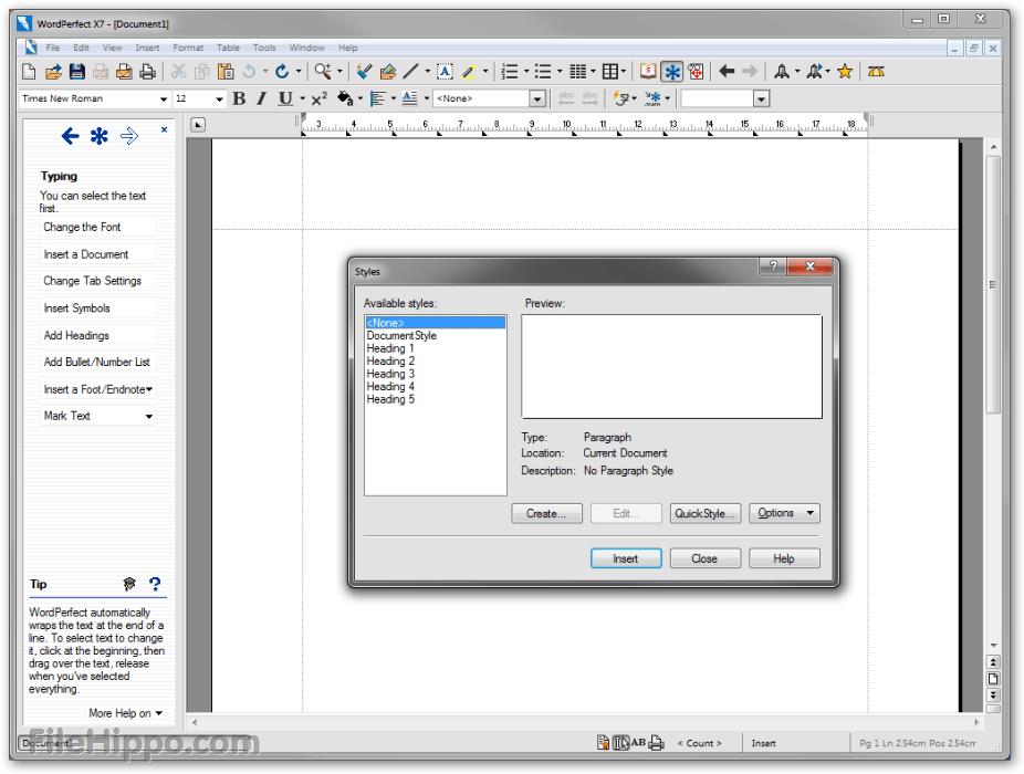 Corel WordPerfect Office