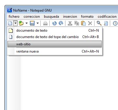 Notepad GNU