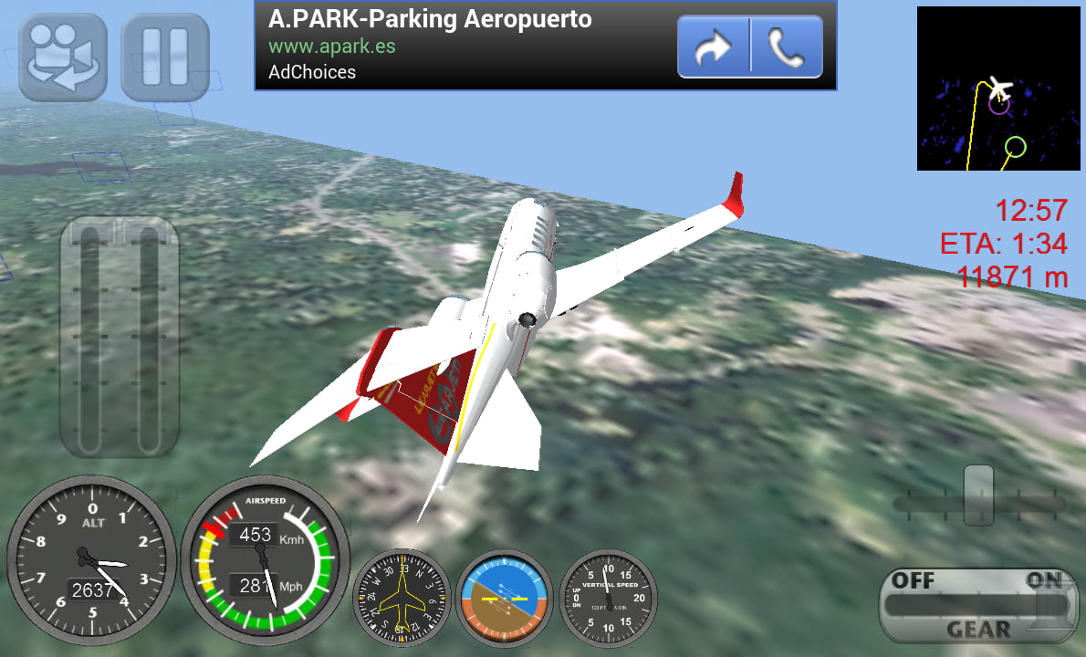 Boeing Flight Simulator 2014