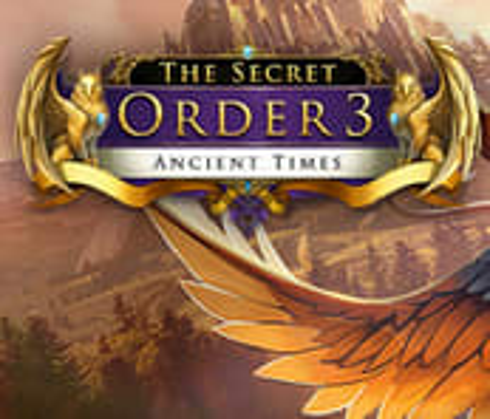 The Secret Order 3: Ancient Times