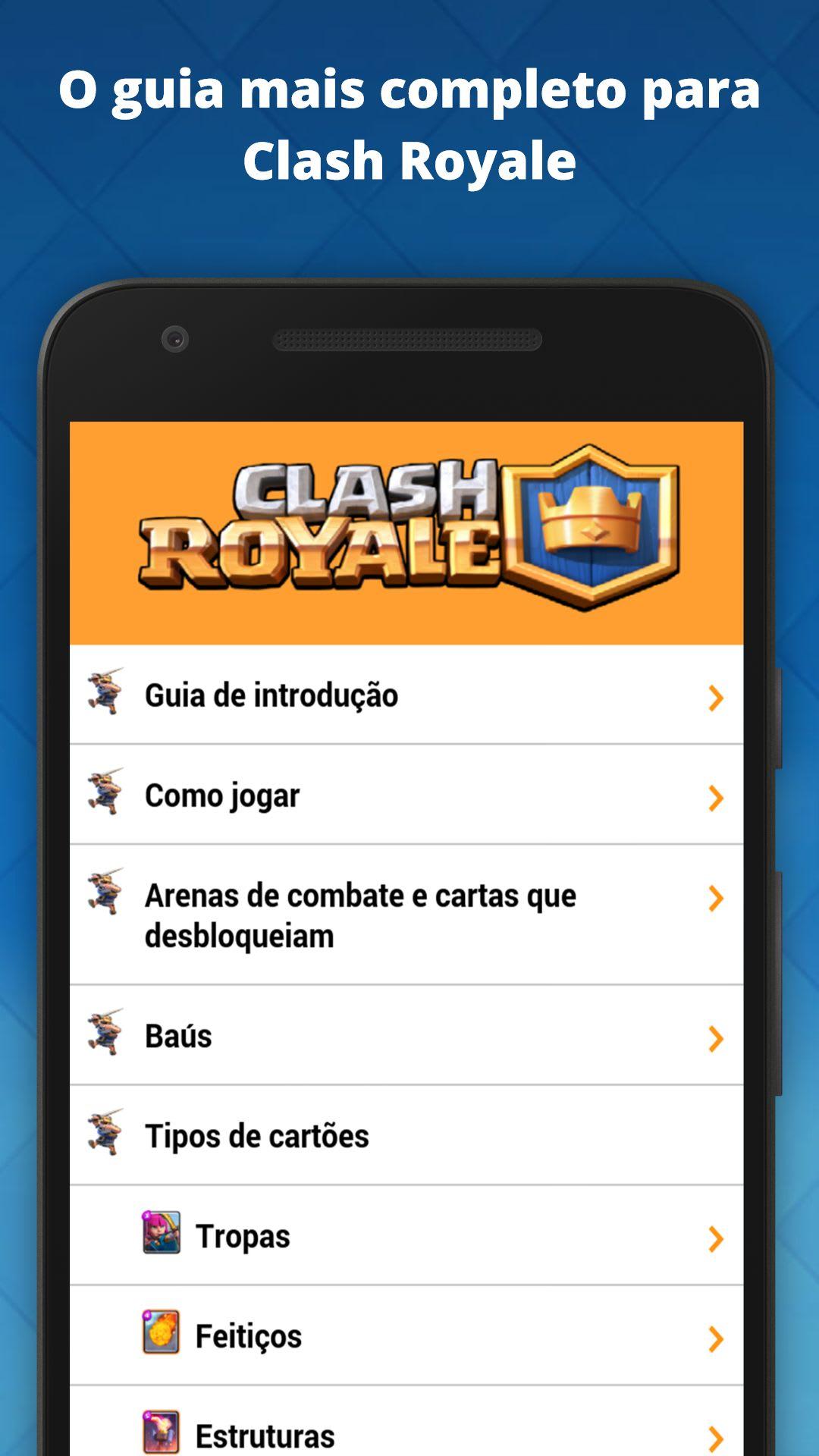 Guia para Clash Royale