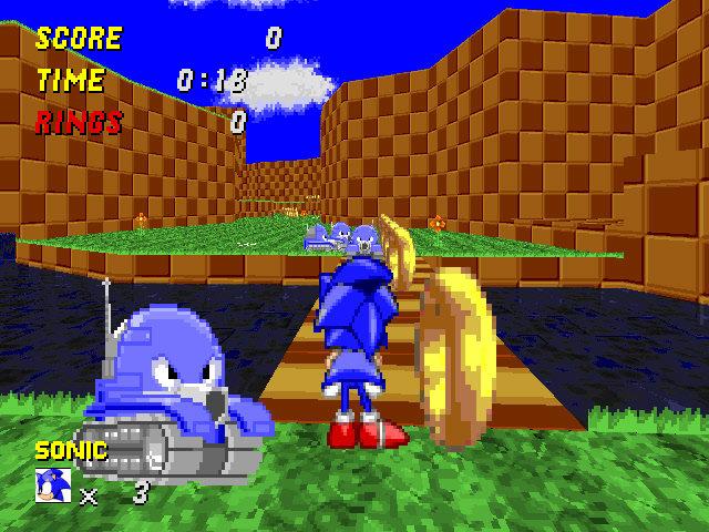 Sonic: Robo Blast II