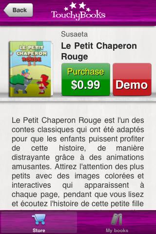 PlayTales Livres pour Enfants