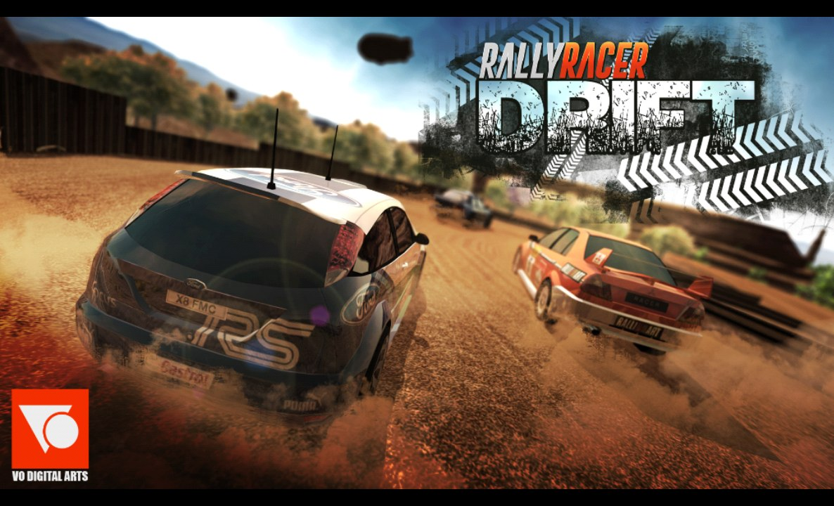 Rally Racer Drift