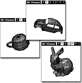 3D-Viewer
