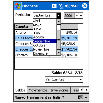 Finanzas .NET