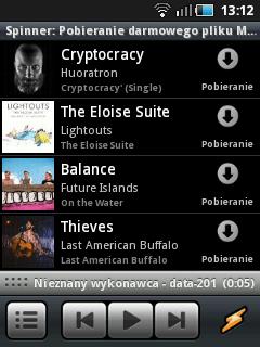 Winamp na Android