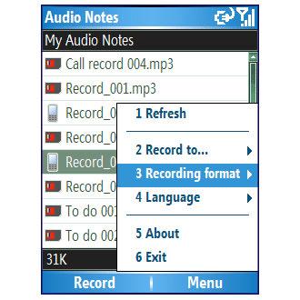 VITO AudioNotes