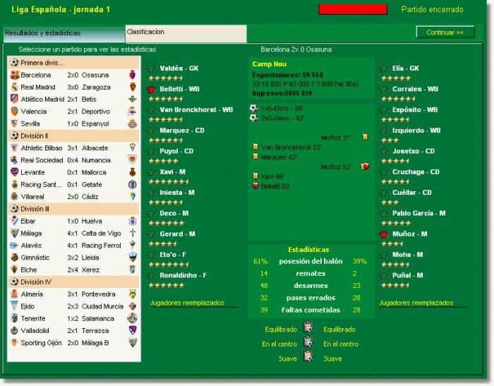 Super Soccer Manager