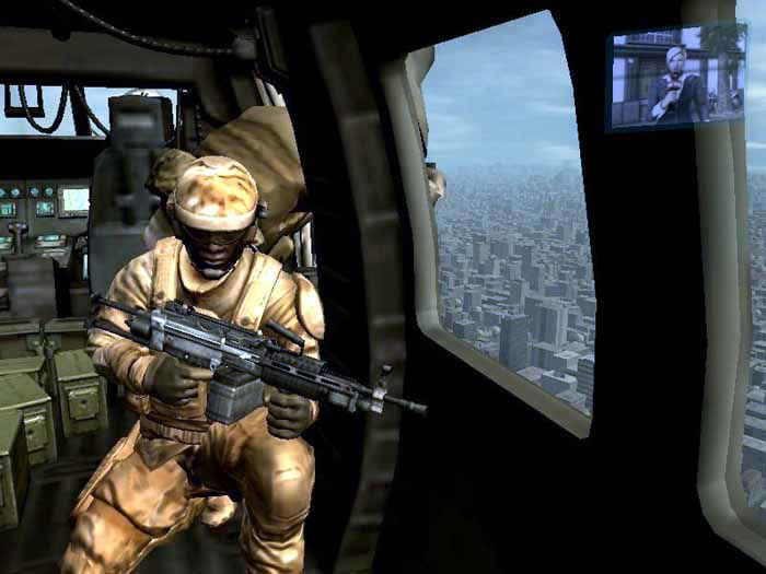 Ghost Recon: Advance War Fighter