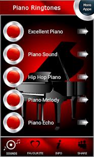Tonos De Piano
