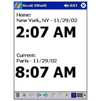 Xircuit XWorld