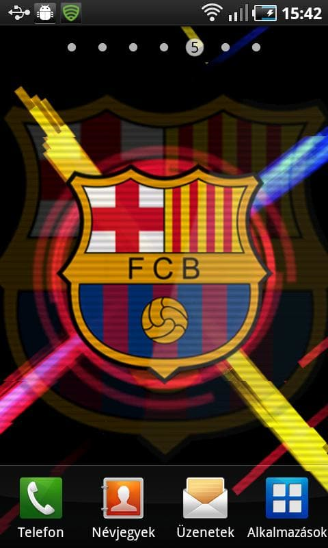 Barcelona Live Wallpaper