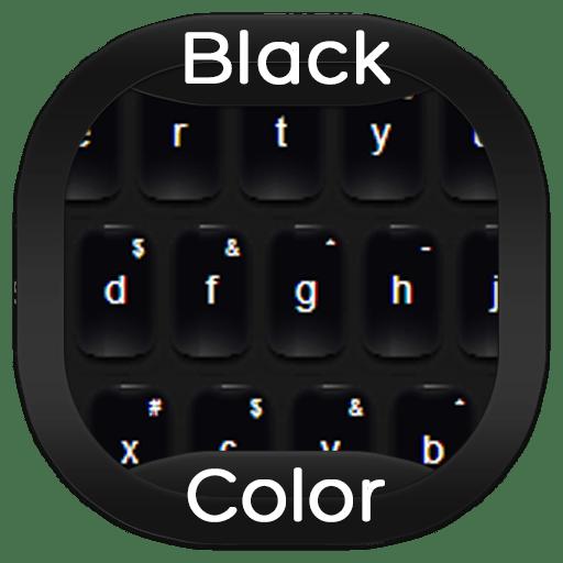 Black Color Keyboard