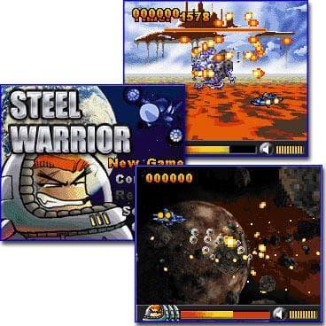 MGS Steel Warrior (UIQ)