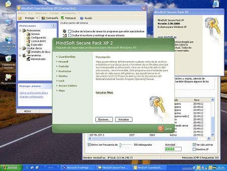 MindSoft Secure Pack