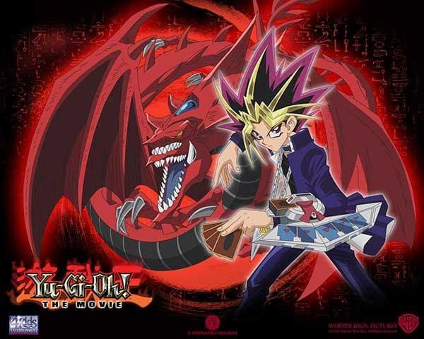 Wallpaper Yu-Gi-Oh!