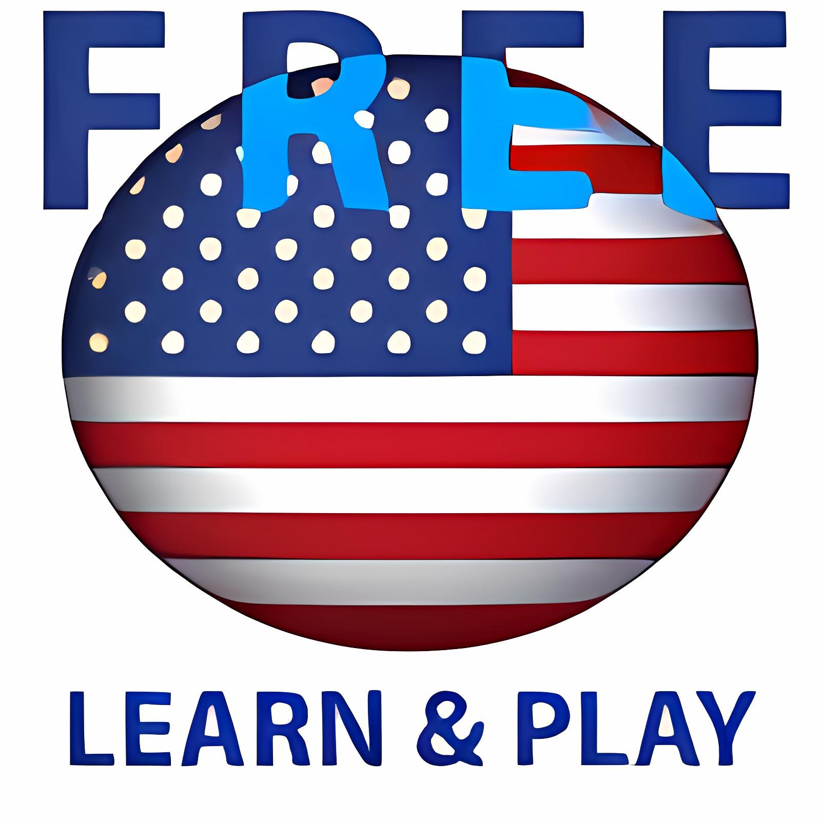 Aprender jugando. EE.UU. Inglés (Americano) free
