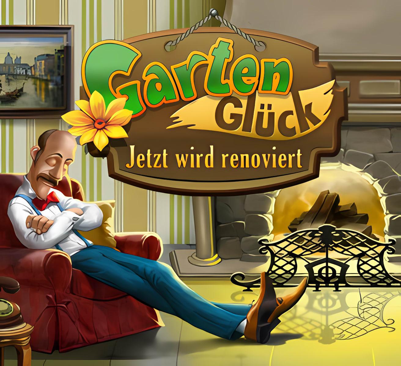 Garten-Glück: Jetzt wird renoviert!