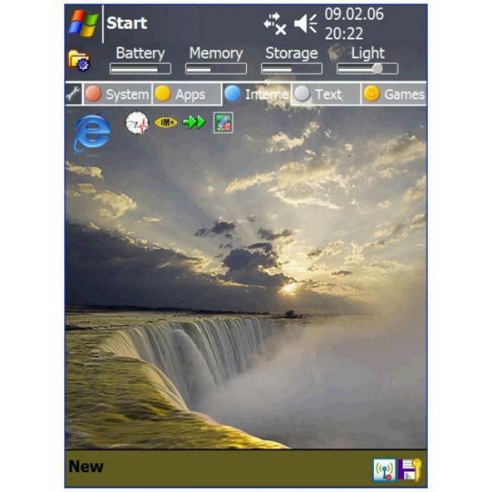 Niagara Theme (VGA)