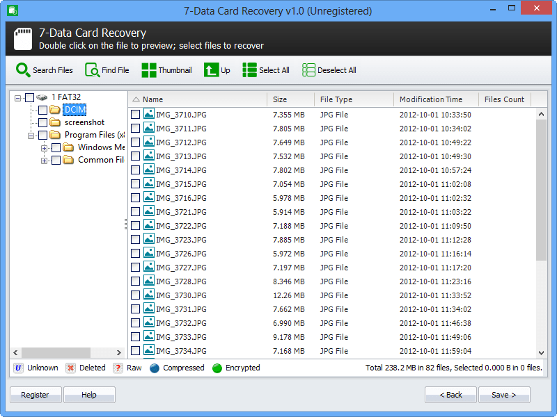 7-Data SD Memory Card Recovery