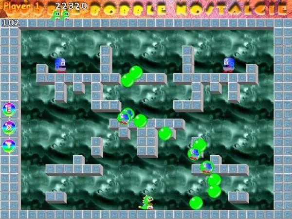 Bubble Bobble Nostalgie Mac Edition