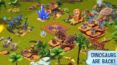 Ice Age: Die Siedlung