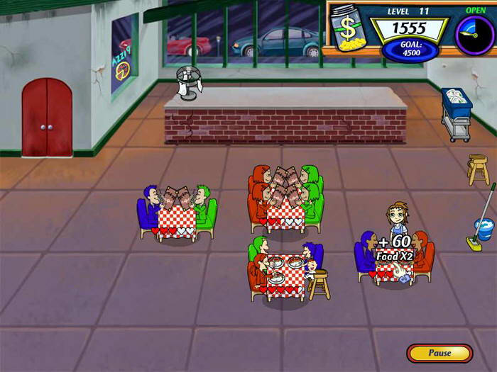 Diner Dash: Restaurant Rescue