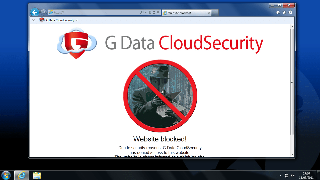 G-Data CloudSecurity