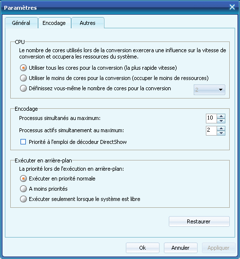Xilisoft PSP Video Converter