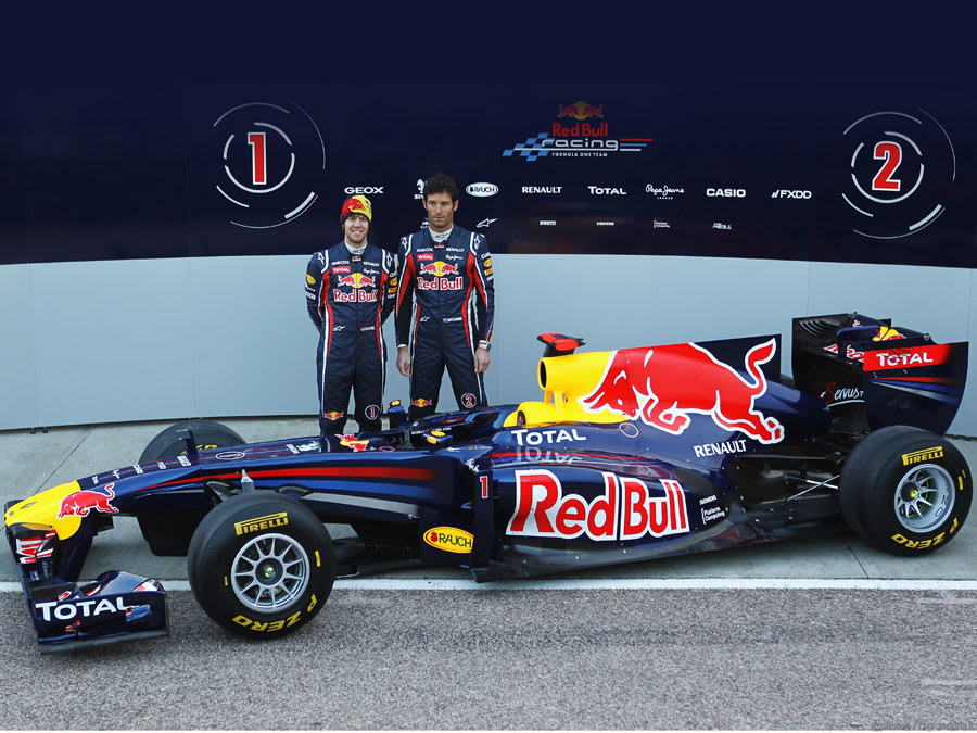 Red Bull RB7 Wallpaper 2011