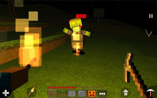 Pocket Craft: Survivor Mode