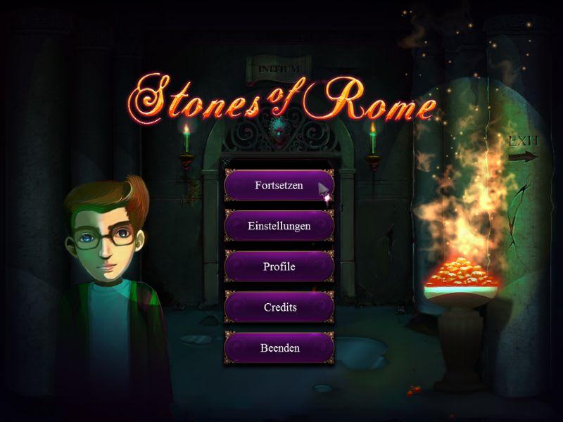 Abenteuer Rom: Das Rätsel der Steine