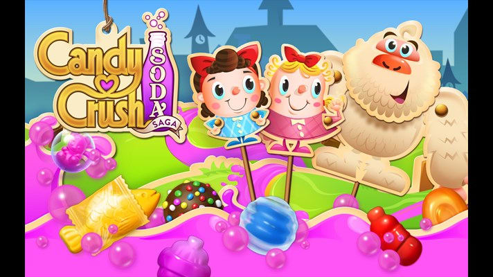 Candy Crush Soda Saga for Windows 10