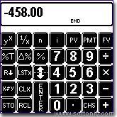 Abacus Financial Calculator