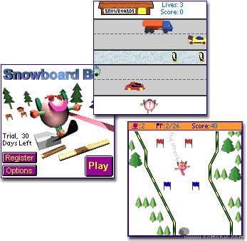 Snowboard Bob
