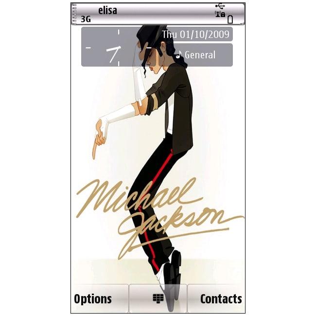 Temat Michael Jackson
