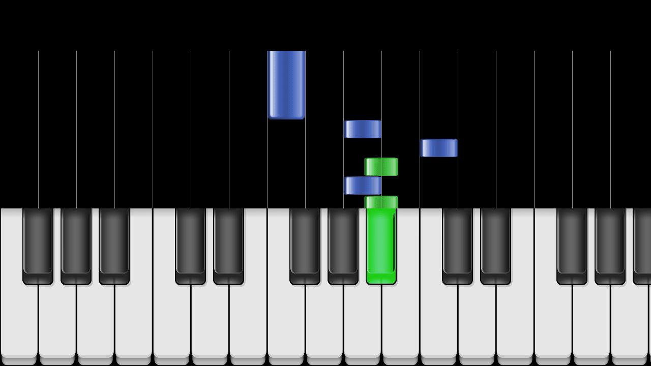 Real Piano Bach